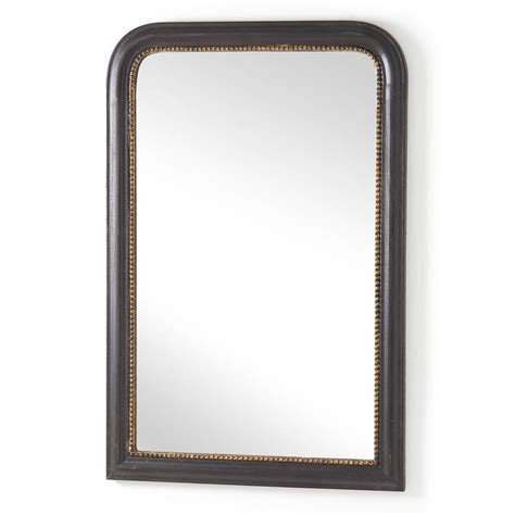 Bathroom Mirror Black Black Metal Frame Bathroom Mirror Doherty House Hanging Black Framed Mirror