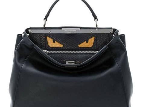 Tas New Fendi Peekaboo Eye 10106 Designer Handbags Purseblog