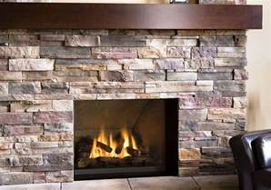 Outdoor Stacked Stone Fireplace - fireplace air stone home depot home fireplaces firepits airstone fireplace ideas