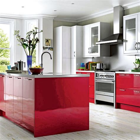cooke lewis high gloss kitchen from b q budget