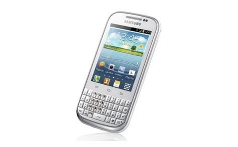 Cyrus Chat Qwerty Touch Hspa samsung galaxy chat b5330 smartphone qwerty keyboard