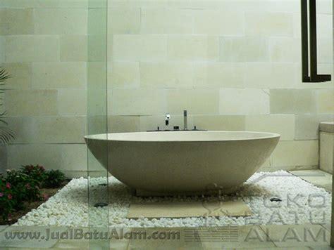 desain kamar mandi batu alam desain taman batu alam minimalis ajilbabcom portal picture