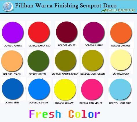 Cat Duco Danaglos Nc Clear 1 Liter contoh furniture cat duco warna allia furniture