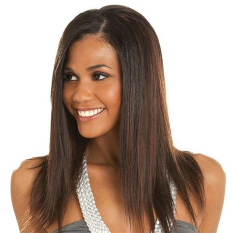 the perfect style for black girl straight hair simple the alluring aura of black girls with long hair