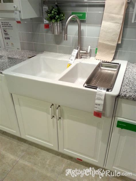 farm sinks for kitchens ikea luckett s market and a farmhouse sink artsy