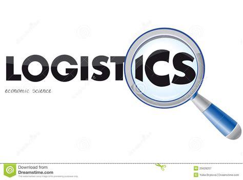 Logistics Logo Royalty Free Stock Photography   Image