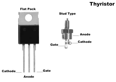 what is a scr diode thyristor pictures to pin on pinsdaddy