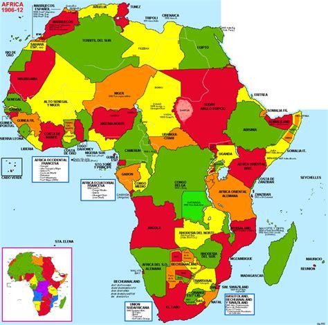africa map modern modern map of africa