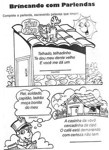 FOLCLORE - ATIVIDADES E DESENHOS PARA COLORIR XXIII