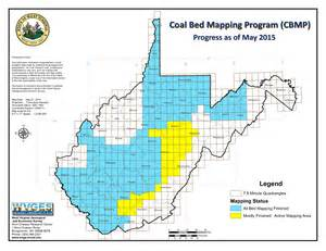 coal mines in map interactive coal bed mapping project cbmp