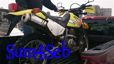Suzuki Dr650 Performance Modifications Upgrades Mods On My Suzuki Dr650 166 Sum4seb Motorcycle