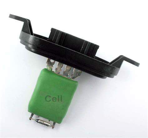 fan motor for heater heater blower motor fan resistor for vw t5 transporter