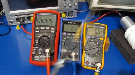 Multimeter Hioki the hioki dt4252 multimeter part 1 of 3