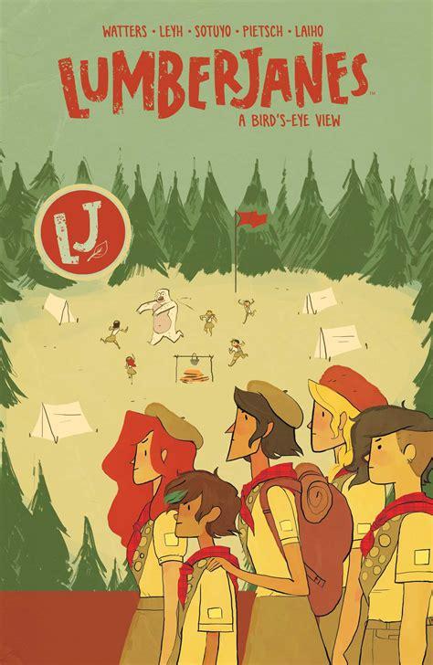 lumberjanes vol 8 cold lumberjanes vol 7 book by shannon watters leyh