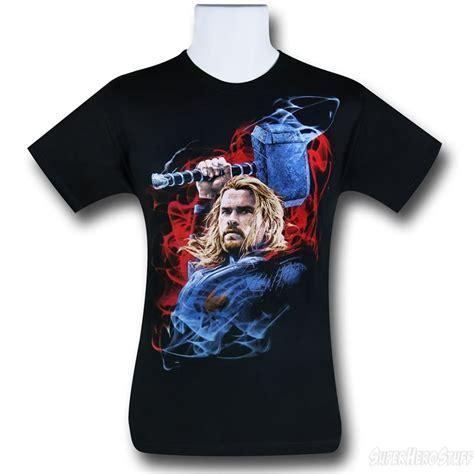 Thor Tsirt thor smoke t shirt