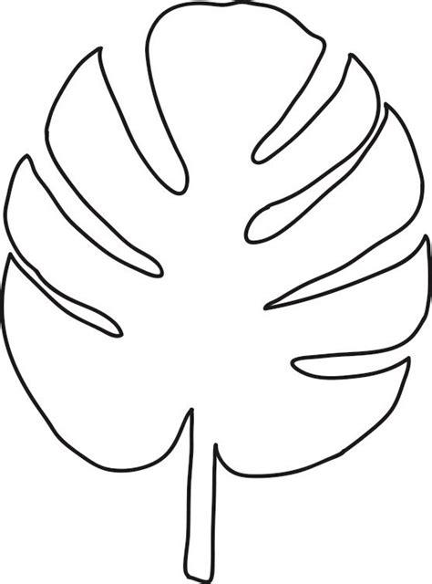 leaf template image result for palm leaf template printable dinosaur