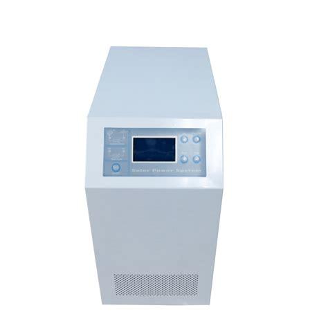 Ac Hybrid dc 48v ac 230v 5kw grid power inverter factory