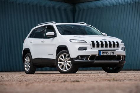 jeep new jeep cherokee rewarded with new diesel engine with 185 hp