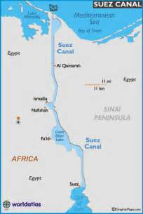 Suez Canal In World Map by Alfa Img Showing Gt Purpose Of The Suez Canal