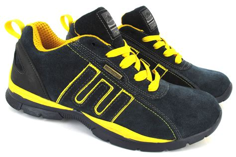 trainer sneakers mens work safety steel toe cap boot trainer shoes 3 13 ebay