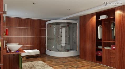 bathroom with walk in closet designs bathroom spacious apartment bathroom design with walk in