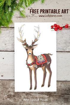 printable reindeer tails 1000 images about xmas printables on pinterest free