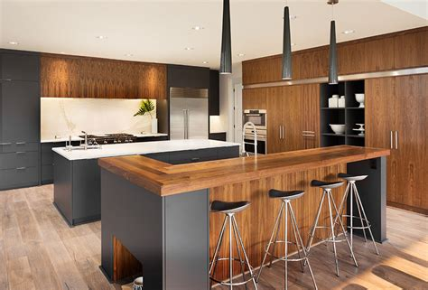 modern kitchen wood cabinets wood kitchen countertops design ideas designing idea