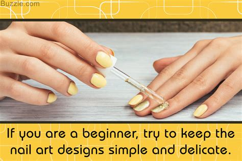 Nail Designs For Beginners and easy nail designs for beginners to try