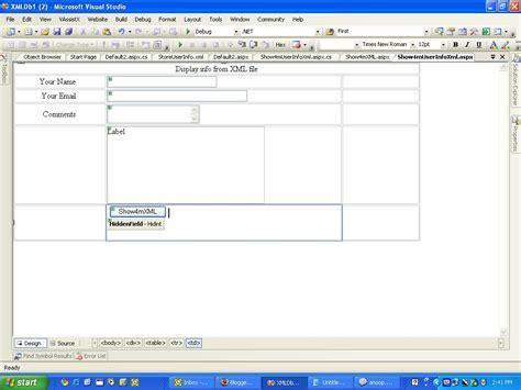 complete tutorial of xml c how to create xml document using xmldocument stack
