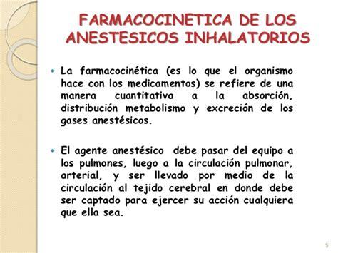 que es un inductor de sueño muscular anestesia inahalatoria