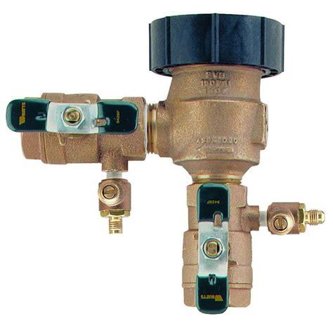 Vaccume Breaker 1 in pressure vacuum breaker 800m4 qt the home depot