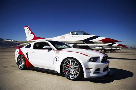 mustang gt 01 usaf thunderbirds edition 2014 mustang gt amcarguide