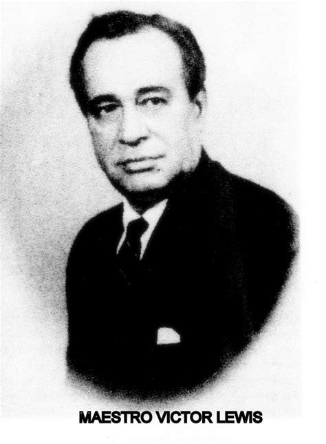 PINTORES COLONENSES-COLÓN-PANAMÁ.: MAESTRO VÍCTOR LEWIS