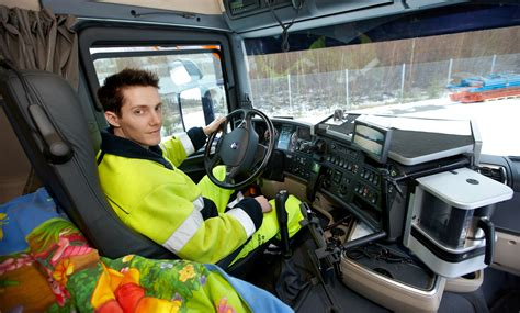 best truck driver becoming europe s best truck driver scania