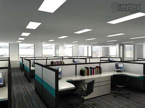 gambar layout ruangan kantor solusiproperty partisi pasang partisi kanopi gypsum