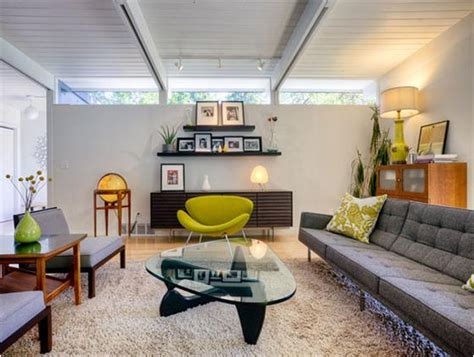 midcentury modern design mid century modern living room design ideas room design