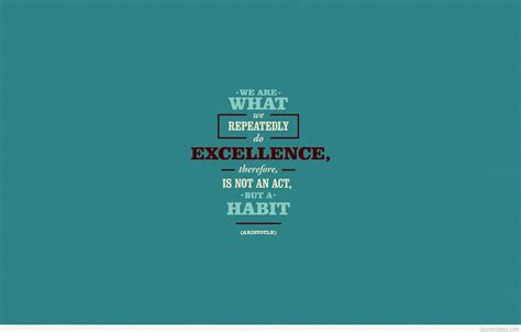 wallpaper quotes excellence quote wallpaper with hd