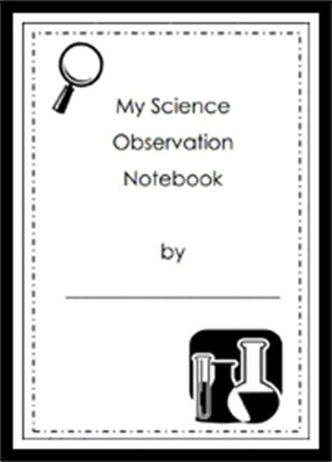 printable science observation journal preschool science experiments lessons activities printables