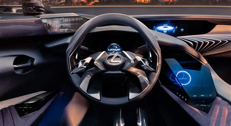 lexus crossover inside lexus ux concept interior