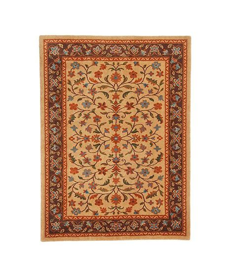 Brown Floral Area Rugs by Riva Carpets Brown Floral Ifshan Area Rug Buy Riva