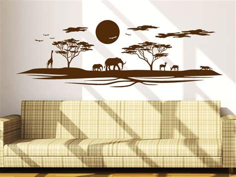 afrikanische themenzimmer wohnzimmer farben terracotta