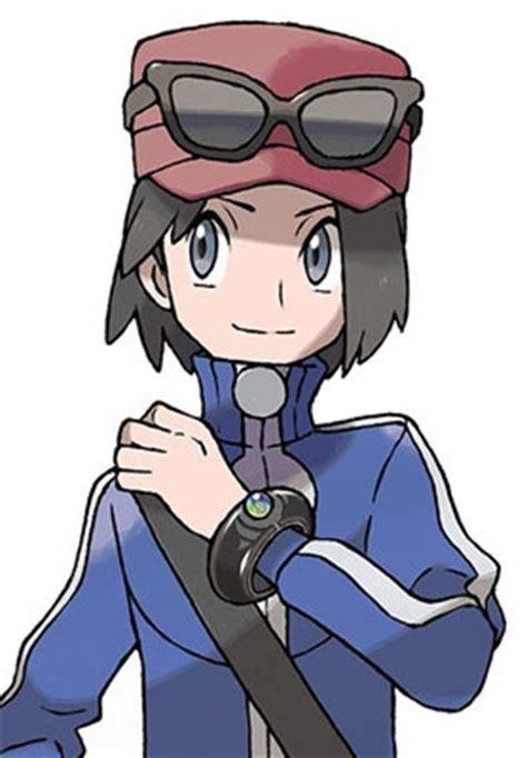 Pokémon X/Y Character   Calem Minecraft Skin