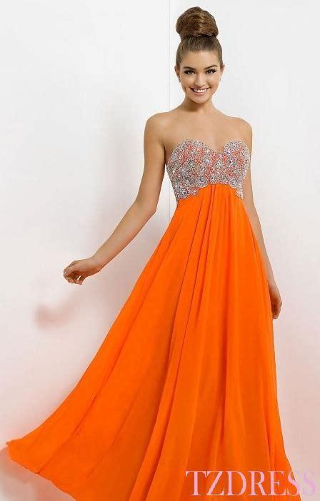 Dress Dress Kotak orange prom dresses nini dress