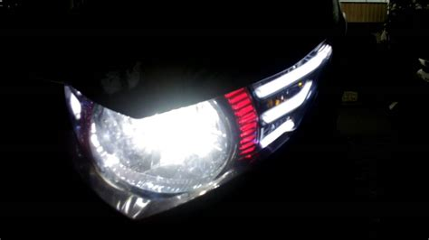 Lu Led Xeon Gt drl flexibel plus lu utama led xeon gt