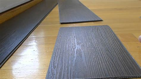 Mohawk Simplesse Floating Vinyl Plank Flooring   YouTube