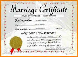 certification of marriage letter 5 format of marriage certificate appeal letters sample marriage certificate format