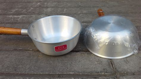 Panci Stainless sell olympia milk pot aluminum from indonesia by ud