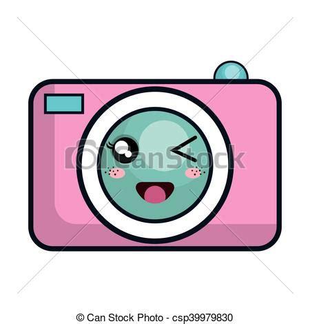 clipart macchina fotografica kawaii macchina fotografica fotografico cartone animato