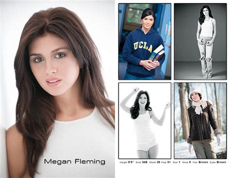 how to make comp cards what is a comp card business of modeling
