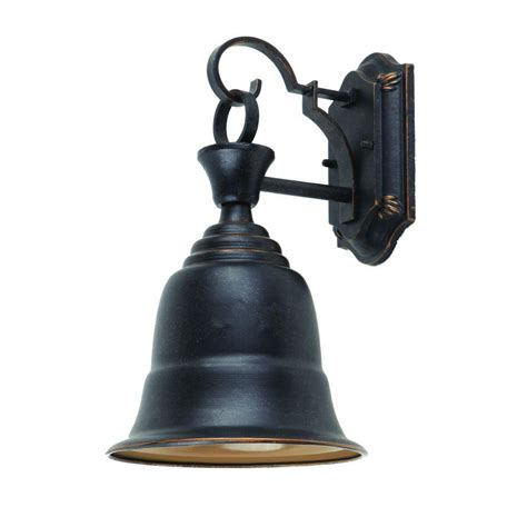 Yosemite Home Decor Freedom Collection 1 Light Oil Rubbed Rubbed Bronze Outdoor Light Fixtures
